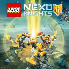 LEGO Nexo Knights Defeat the Stone Colossus