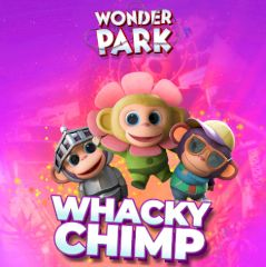 Wonder Park Whacky Chimp