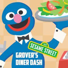 Sesame Street Grover's Diner Dash