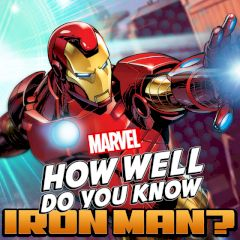 How Well Do You Know Iron Man?