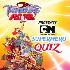 Cartoon Network Superhero Quiz