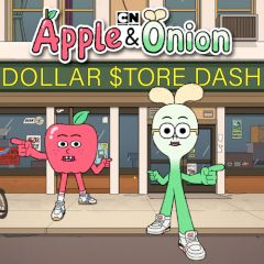 Apple & Onion Dollar Store Dash