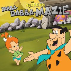 The Flintstones Yabba-Dabba-Mazie