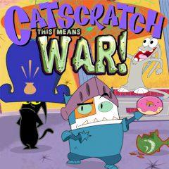 Catscratch This Means War!