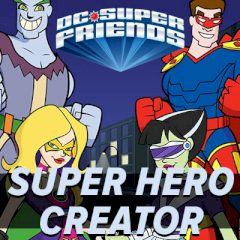 Super Hero Creator