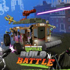TMNT Build'n'Battle