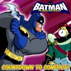 Batman Countdown to Conflict!