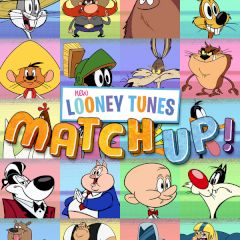 New Looney Tunes Match up!