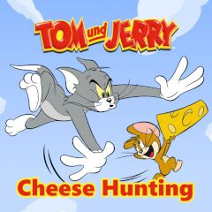 Tom and Jerry Cheese Hunting