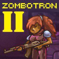 Zombotron 2. Time Machine