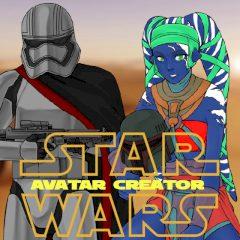 Star Wars an Avatar Creator
