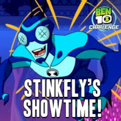 Ben 10 Stinkfly's Showtime!