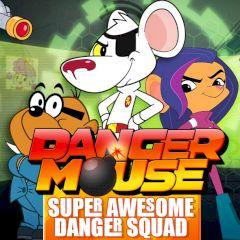 Danger Mouse Super Awesome Danger Squad