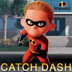The Incredibles Catch Dash