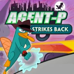 Agent P Strikes Back