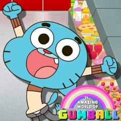 Gumball Manic Canteen