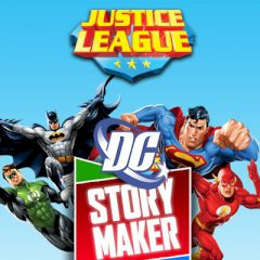 Justice League Story Maker