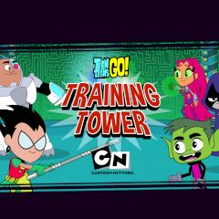 Teen Titans Go! Training Tower
