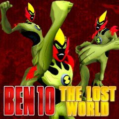 Ben 10: The Lost World