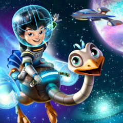 Miles from Tomorrowland Interstellar Missions