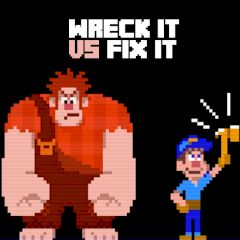 Wreck it vs Fix it