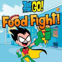 Teen Titans Go! Food Fight