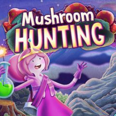 Adventure Time Mushroom Hunting