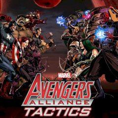Marvel Avengers Tactics