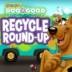 Scooby-Doo! Recycle Round-up