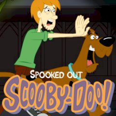Spooked out Scooby
