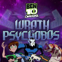 Ben 10 Omniverse Wrath of Psychobos