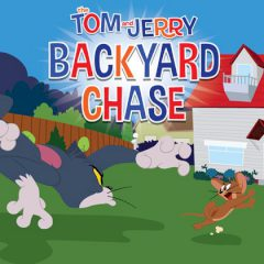 The Tom and Jerry Backyard Chase