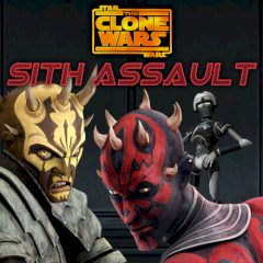 Star Wars. The Clone Wars: Sith Assault