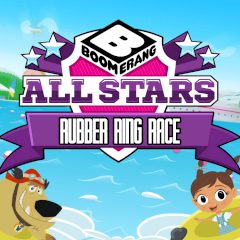 All Stars Rubber Ring Race
