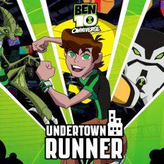 Ben 10 Omniverse Undertown Runner