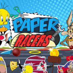 New Looney Tunes Paper Racers