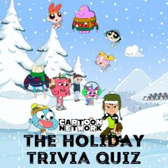 Cartoon Network The Holiday Trivia Quiz