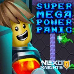 LEGO Nexo Knights Super Mega Power Panic