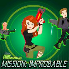 Disney Kim Possible Mission: Improbable