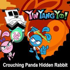 YinYangYo! Crouching Panda Hidden Rabbit