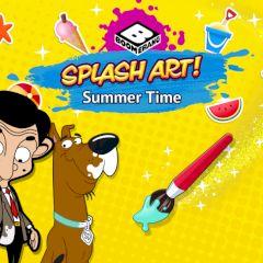 New Looney Tunes Splash Art! Summer Time