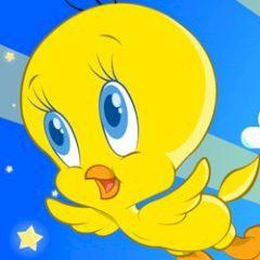 Looney Tunes Tweety Takes off