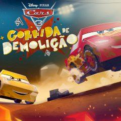 Cars 3 Demolition Derby