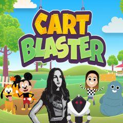 Disney Cart Blaster 3
