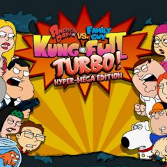 American Dad vs Family Guy Kung-Fu II