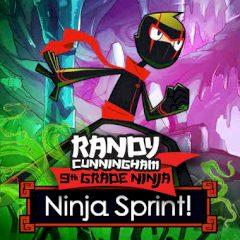 Randy Cunningham Ninja Sprint!
