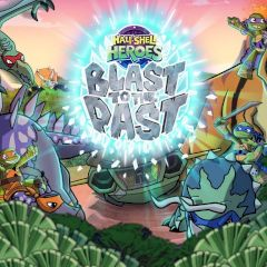 TMNT Half-Shell Heroes Blast to the Past