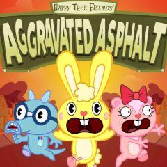 Happy Tree Friends Aggravated Asphalt