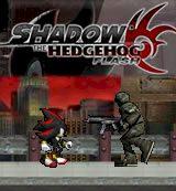 Shadow. The Hedgehog Flash