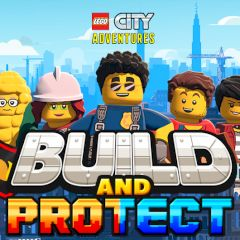 LEGO City Adventures Build and Protect